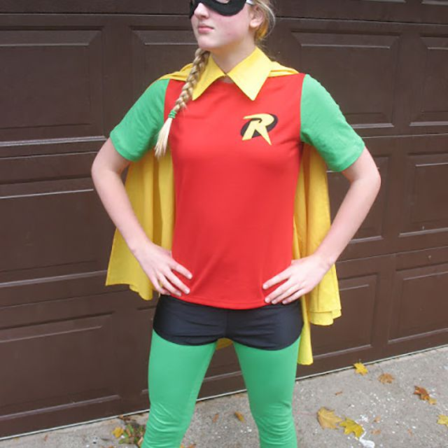 robin costume super hero