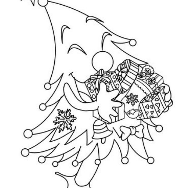 hello kids christmas tree coloring pages 57e0103c3df78c9cce88c0b7