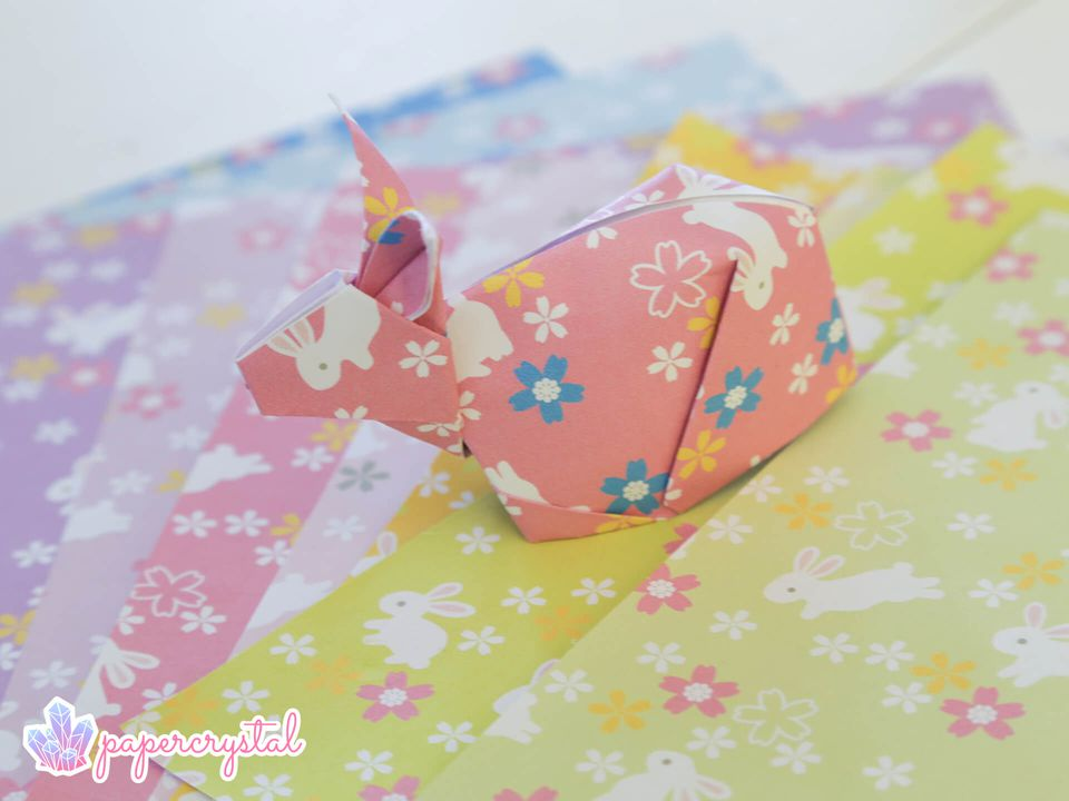 free printable origami paper