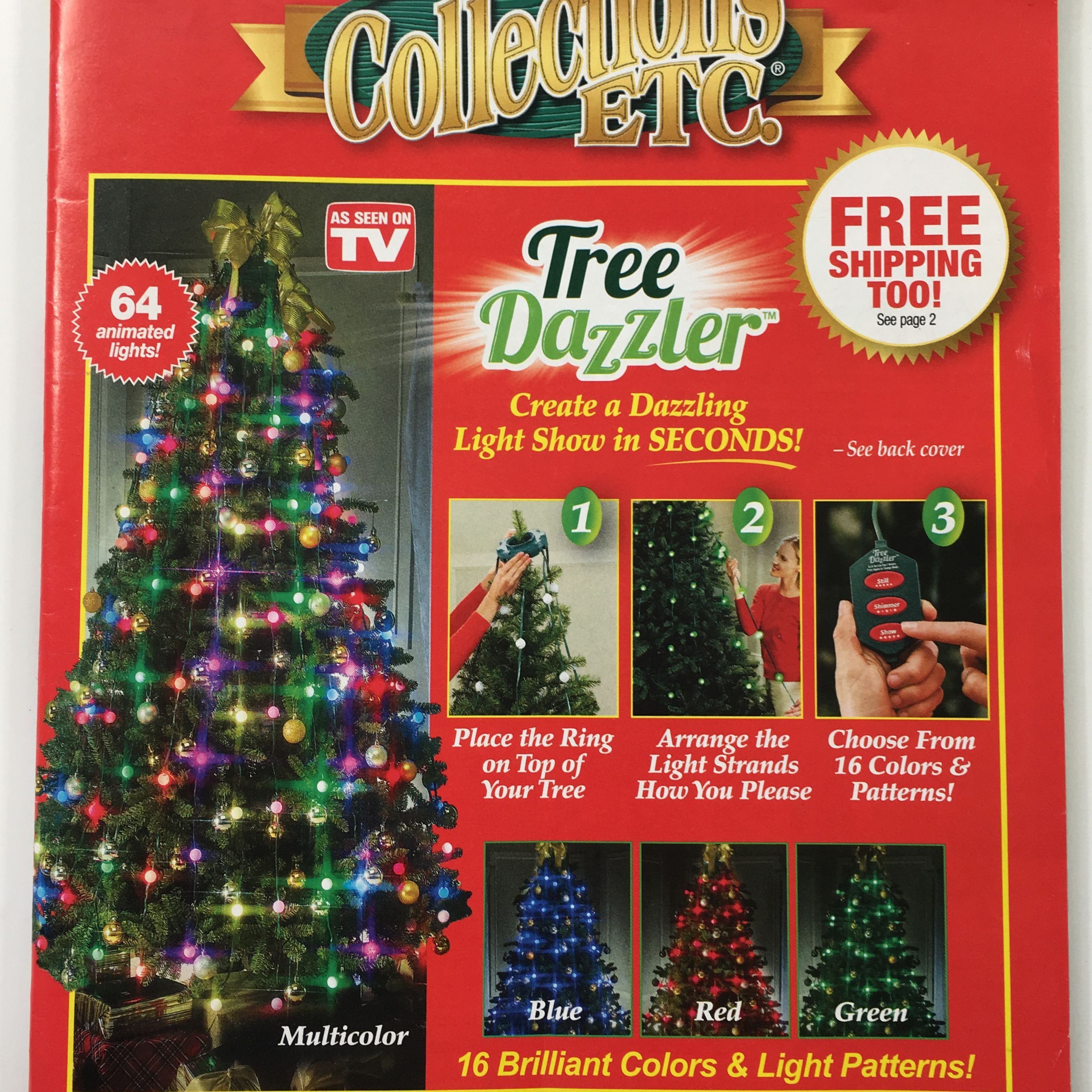 collections etc gift catalog - Christmas Decor Catalogs Free