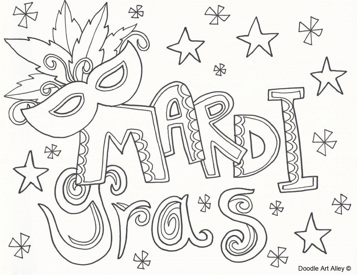 mardi gras coloring pages 7 Top Places to Find Free Mardi Gras Coloring Pages mardi gras coloring pages