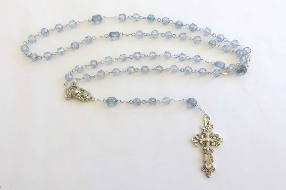 How to Make a Bead and Wire Rosary