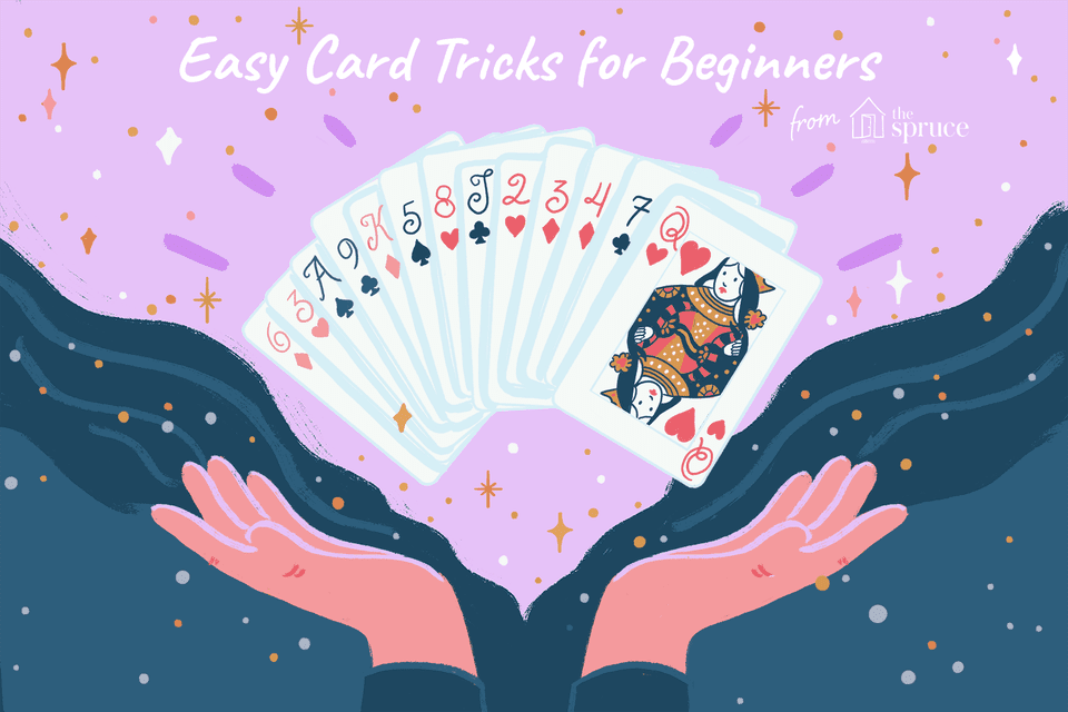 easy card tricks for beginners