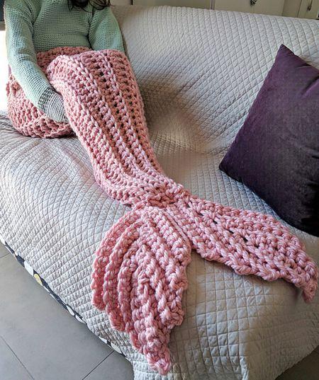 10 Amazing Crochet Mermaid Tail Patterns