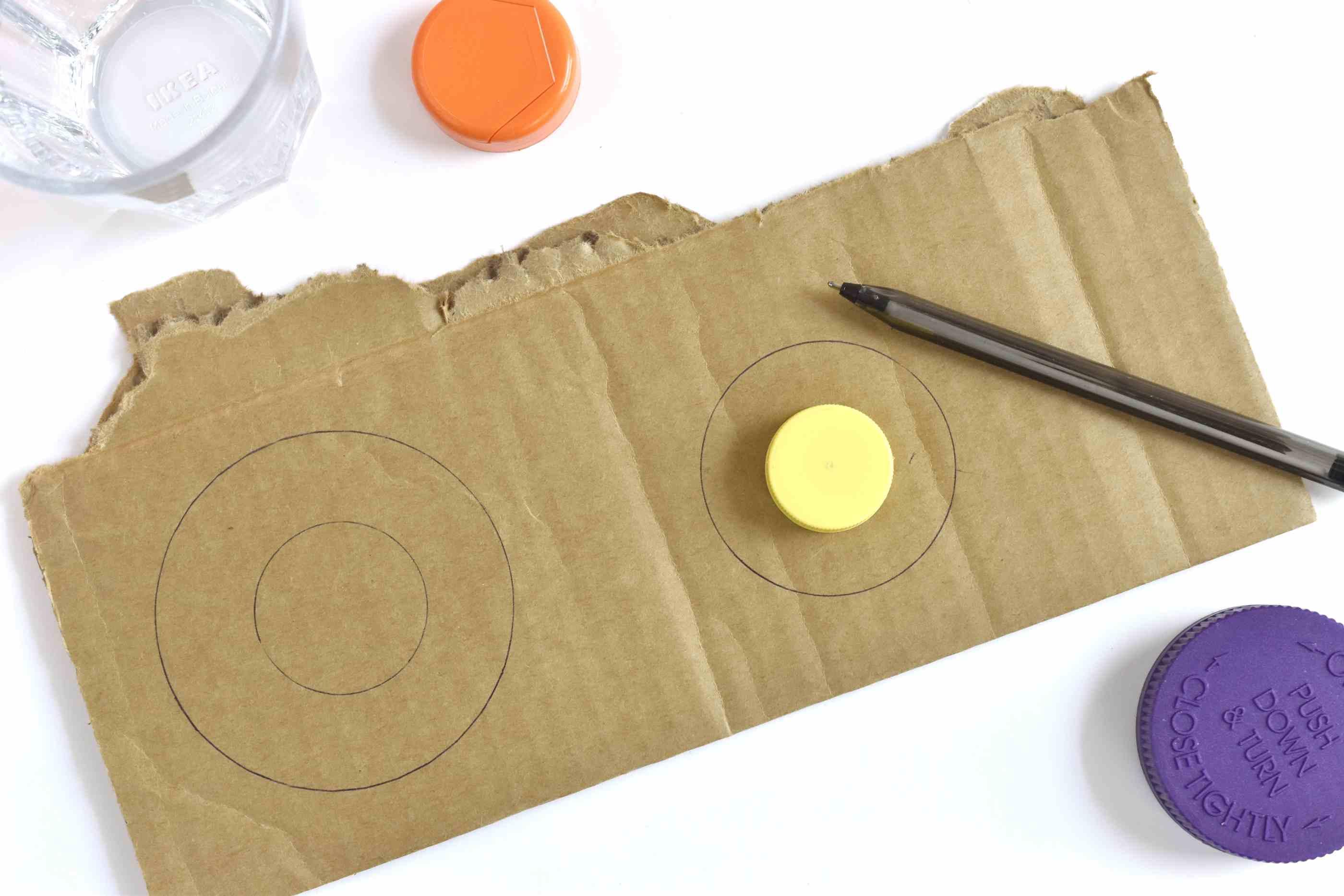 Make Cardboard Templates