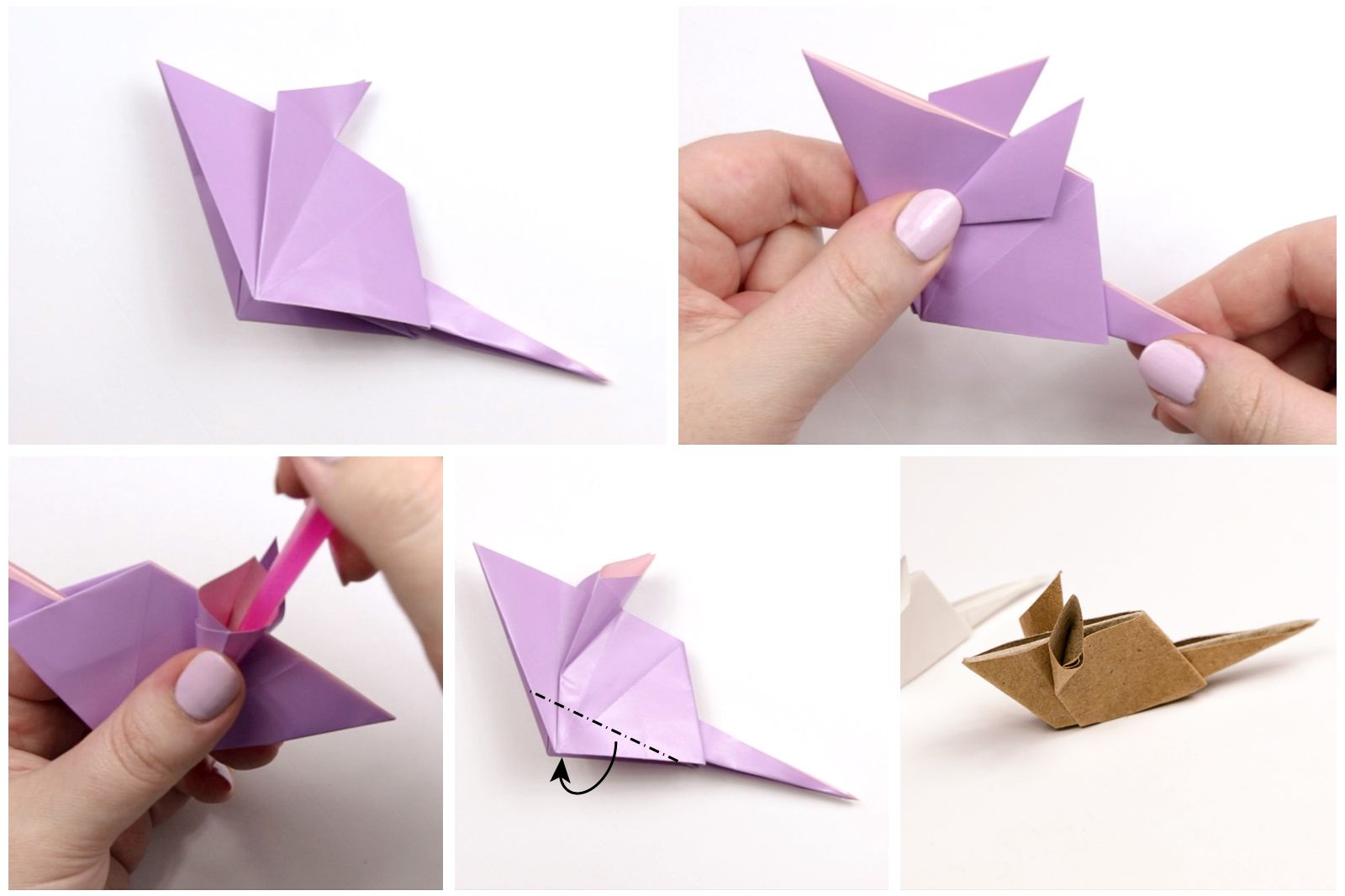 origami mouse tutorial 06