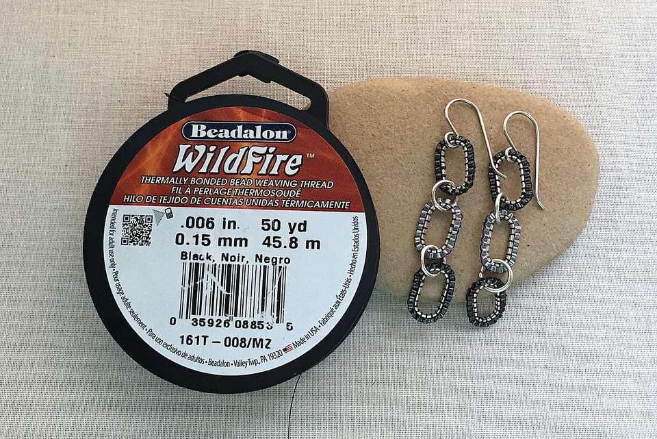 Wildfire Beading Thread