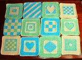 Crochet Quilt Squares