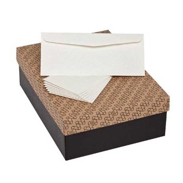 vellum envelopes