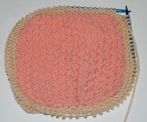 Knitting Border