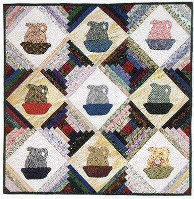 Paper Piecing Quilt Patterns