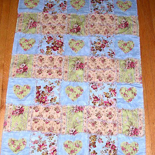 Free Rag Quilt Patterns