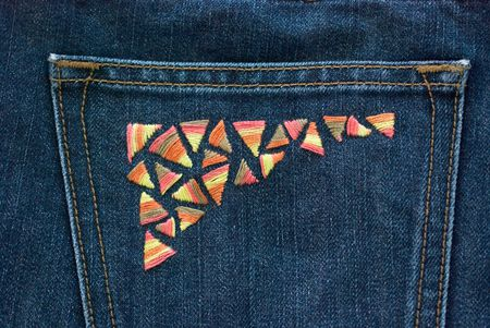 A Guide For Hand Embroidery On Denim