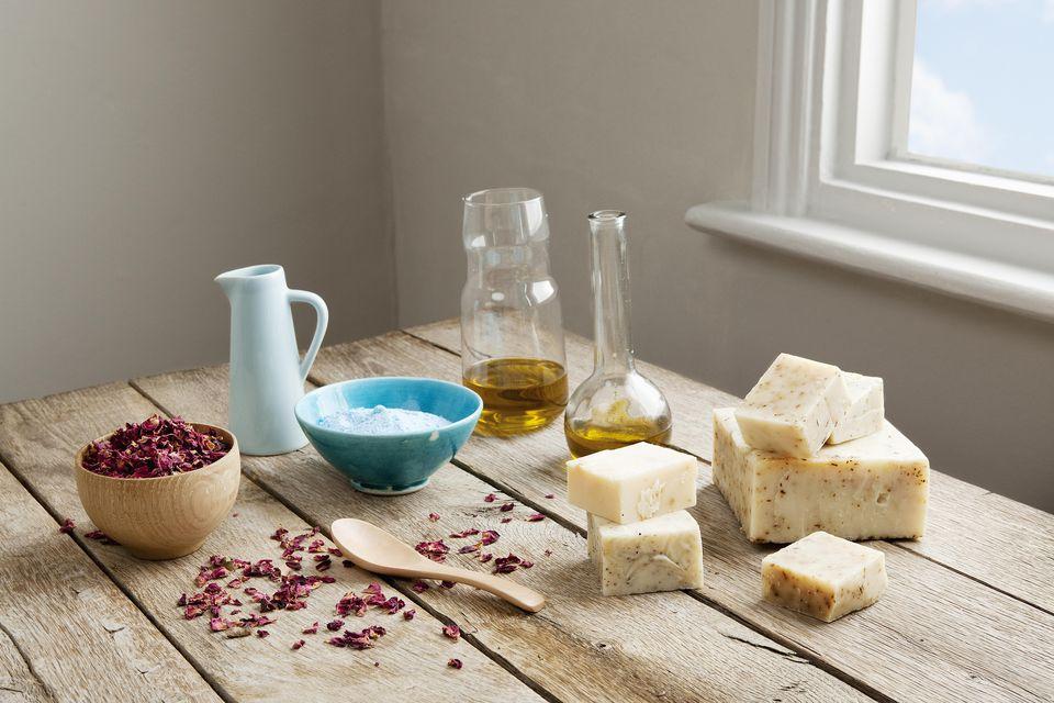 soap making ingredients