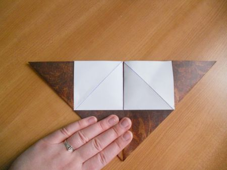 Origami Gift Card Envelope