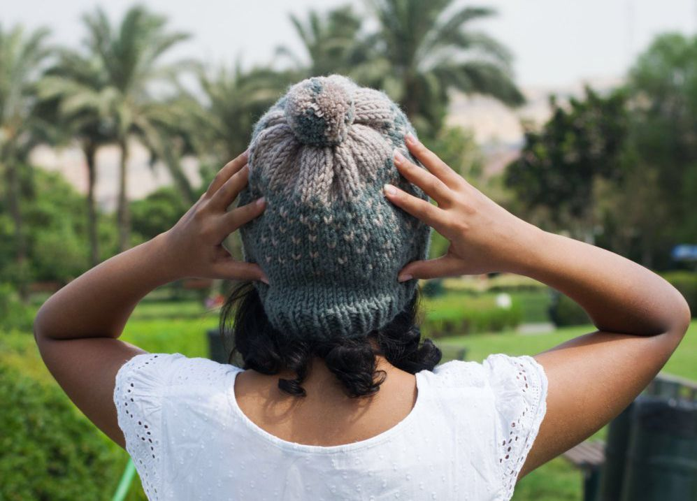 Fair Isle Coco Alpines Hat Pattern