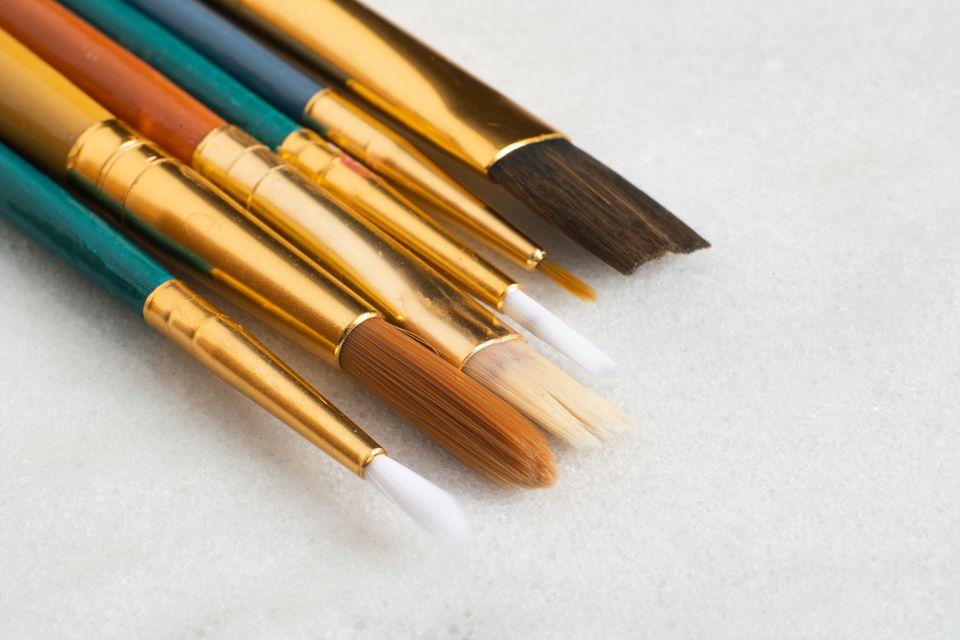 Paintbrush Gold