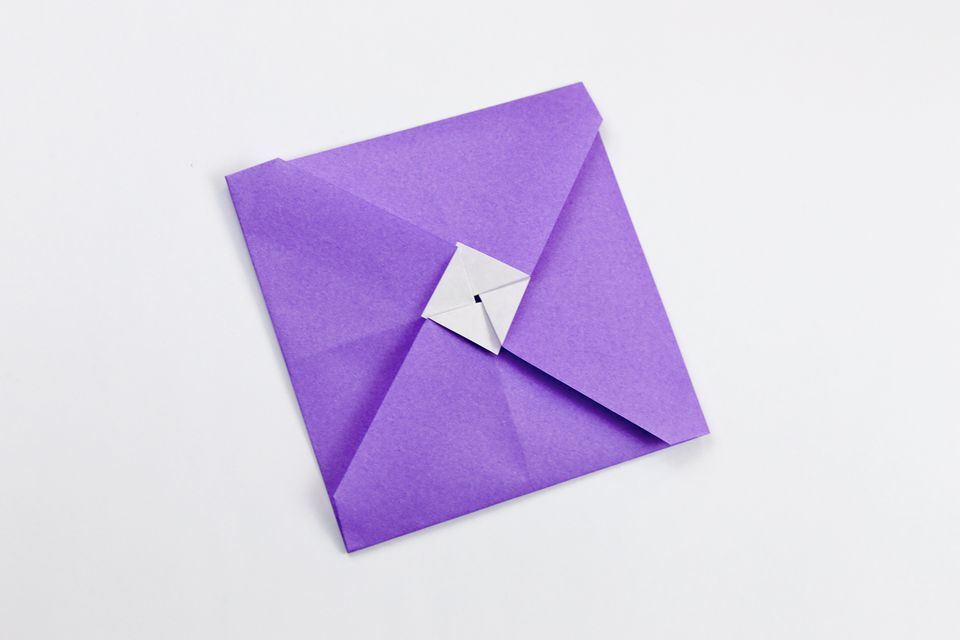 Origami Tato Envelope Version 2