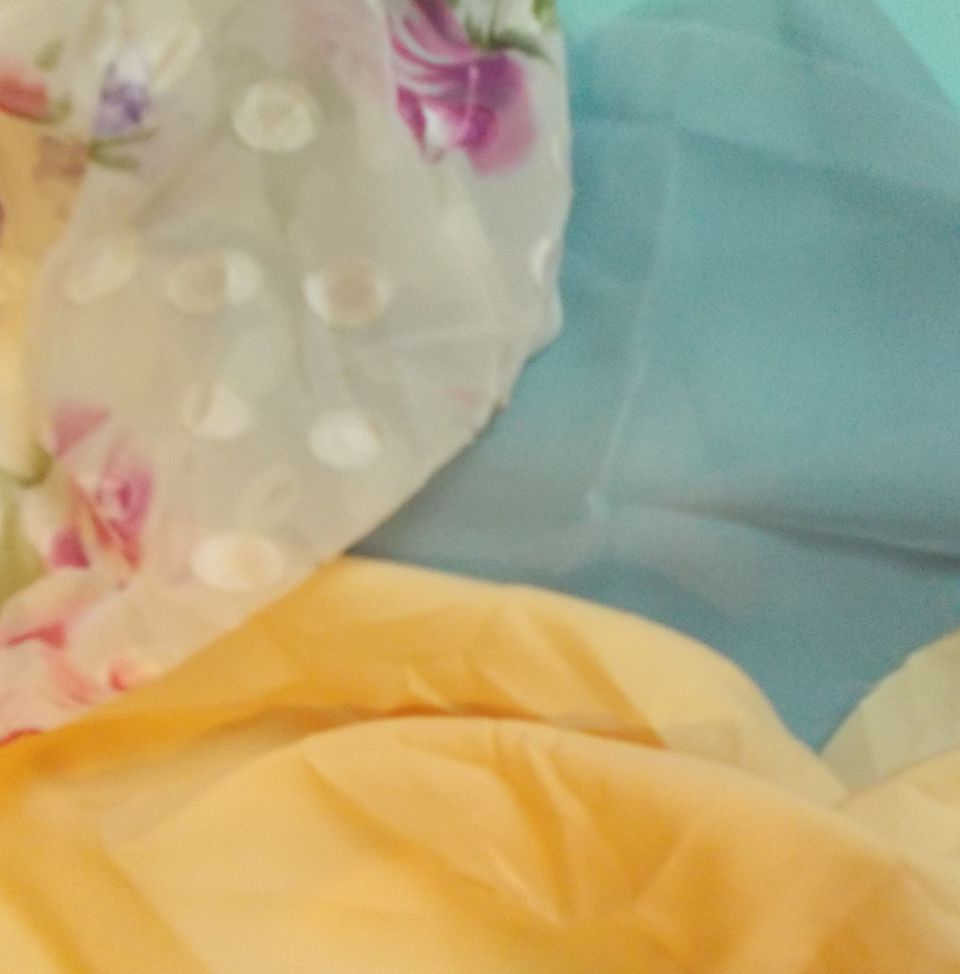 Tips for Sewing Chiffon