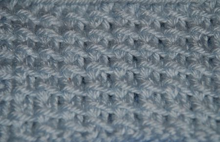 Learn How To Knit The Bamboo Stitch