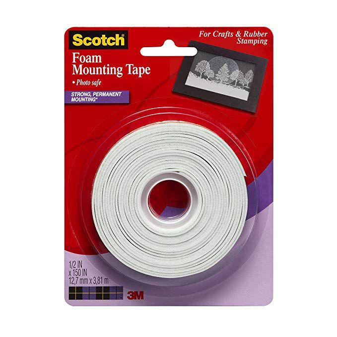 Scotch foam tape for crafts