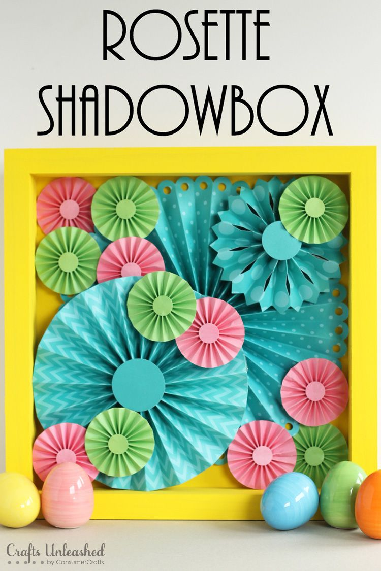 Rosette Shadowbox