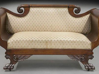 Empire Style: Furniture with Roman, Greek, and Egyptian Influences · Antique  Collecting - Learning How To Date Antique Furniture