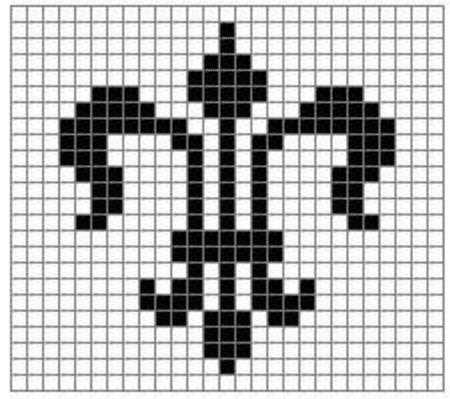 Fleur De Lis Free Crochet Pattern