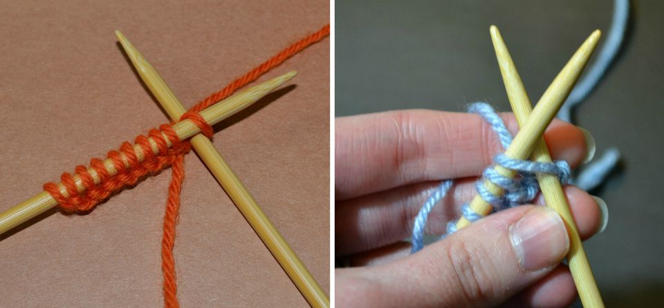Different knitting styles are good for different people and situations.