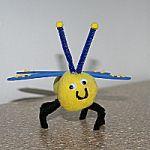 Bug Finger Puppet Craft