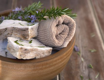 Handcrafted, homemade bars of soap