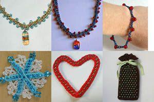 Bead Crochet Projects
