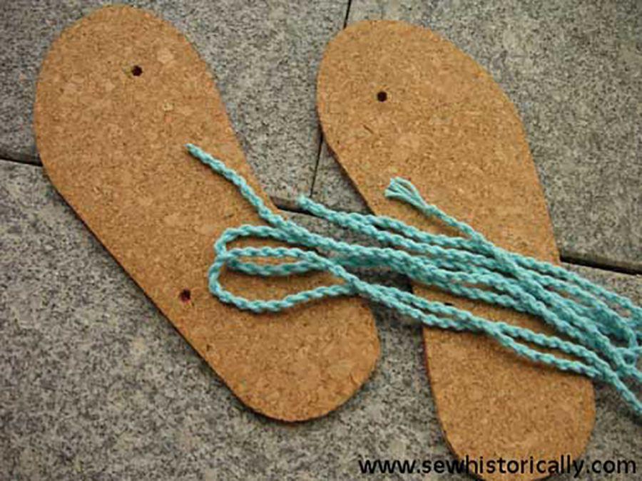 20 Creative Ways To Make Diy Flip Flops