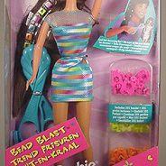 Bead Blast Barbie