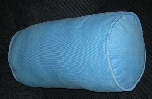 Homemade bolster pillow