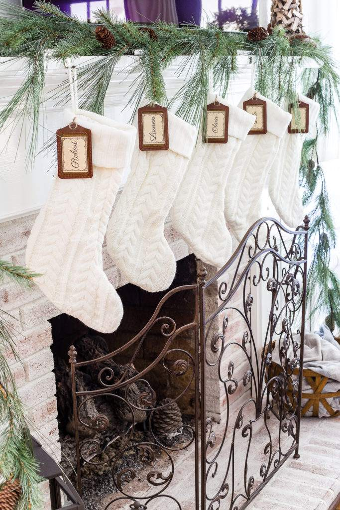 Stocking decorating ideas to try
