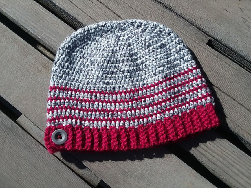40 Crochet Beanie Hat Patterns Stunning Basic Crochet Beanie Pattern