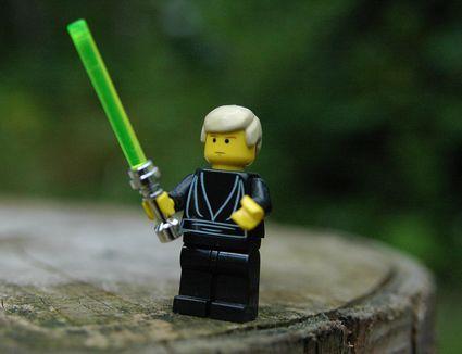 Star Wars Lego Minifigure