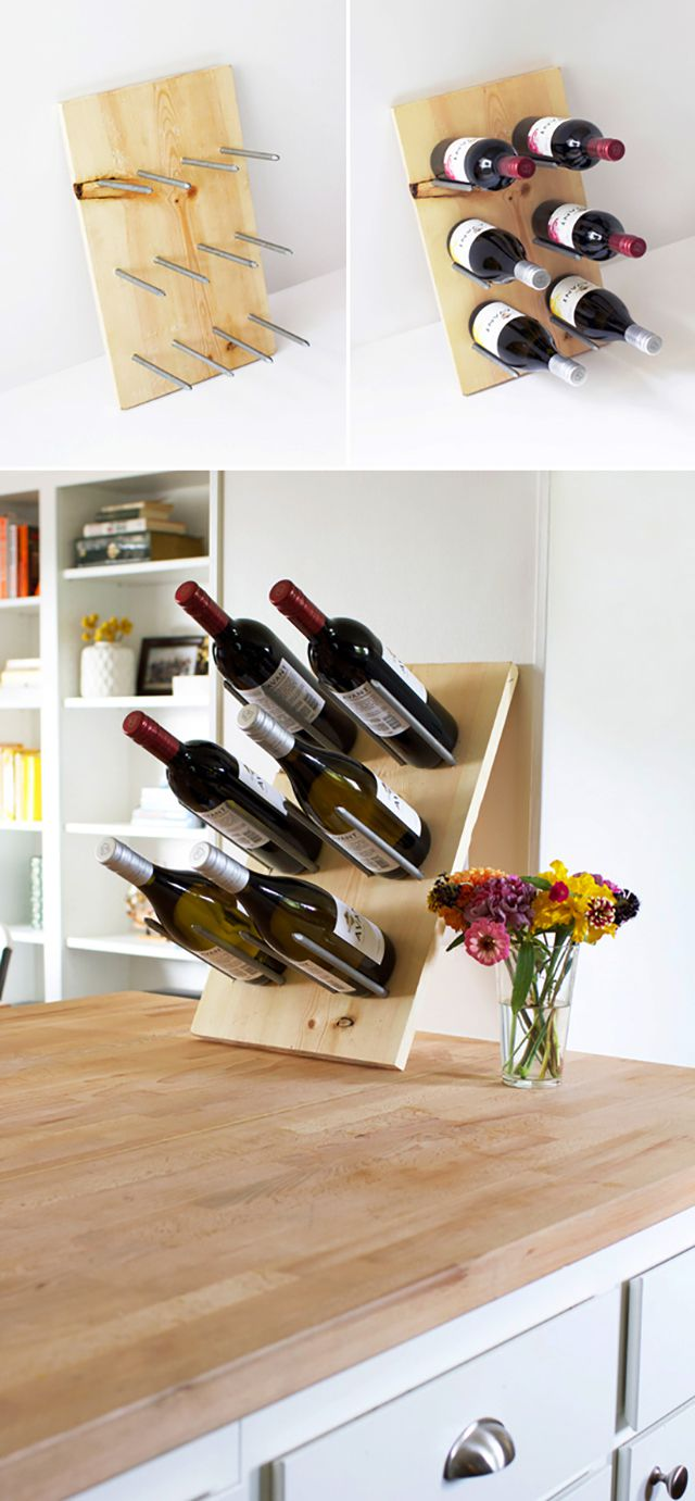 How To Make Wooden Wine Rack Mycoffeepot Org