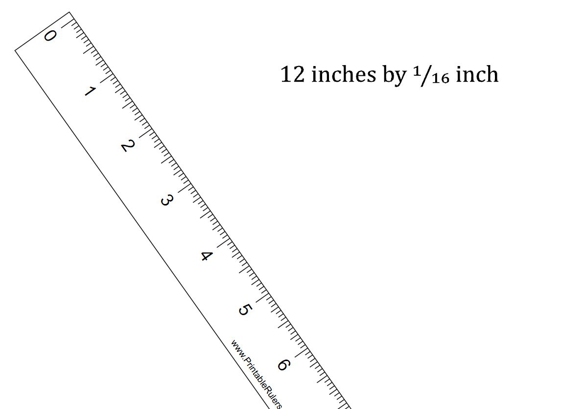 7 Sets Of Free Printable Rulers When You Need One Fast