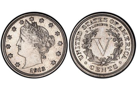 1913 Liberty Head Nickel Profile: The Million-Dollar Nickel
