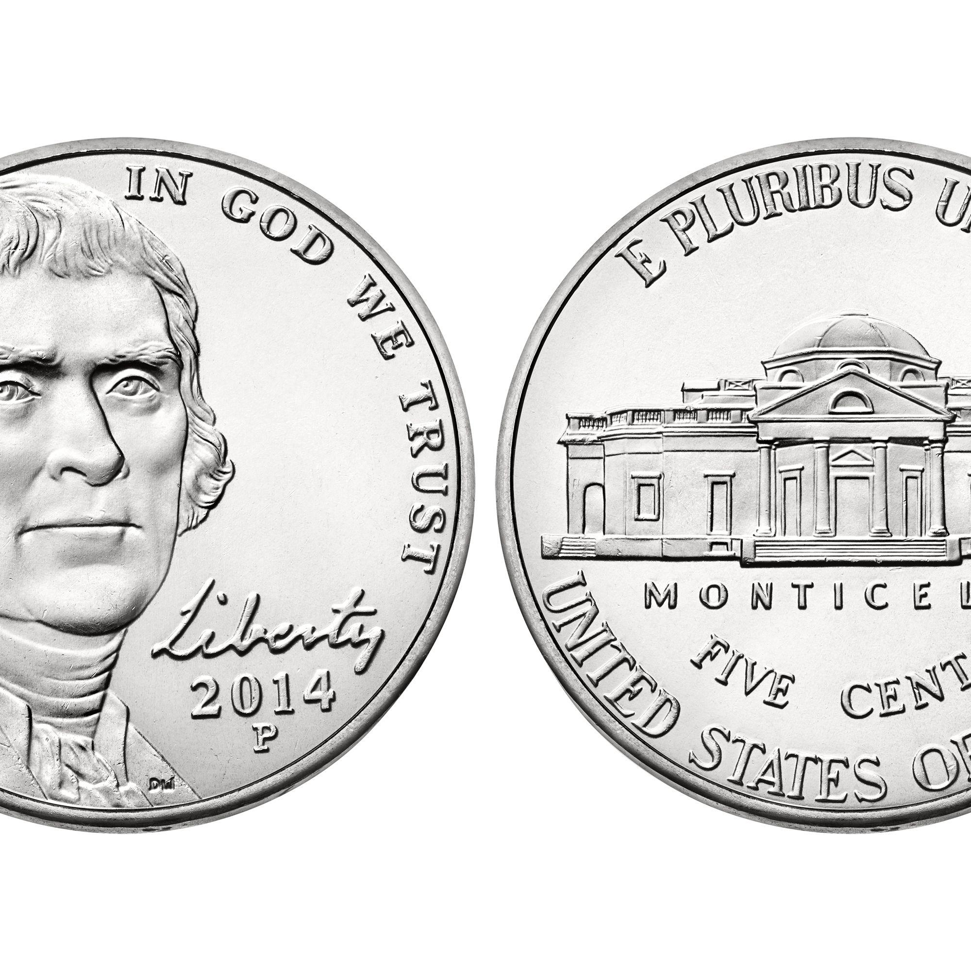 How Much Is My Modern Jefferson Nickel Worth?