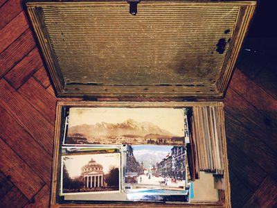 Collecting Vintage Postcards from the Early 1900s