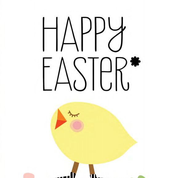 This is a photo of Critical Easter Cards Printable