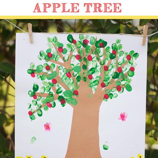fingerprint apple tree