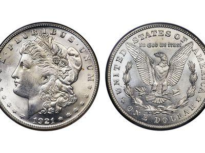 How Much Is A Morgan Silver Dollar Worth