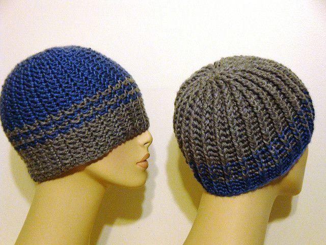 Crochet Men\'s Hat Free Patterns