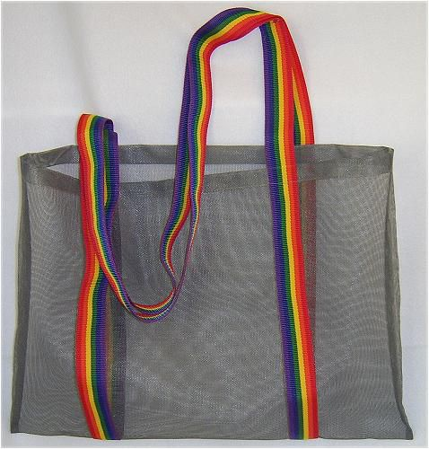 Sewable beach bag