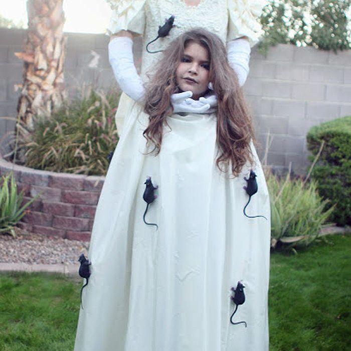 Headless bride halloween dress