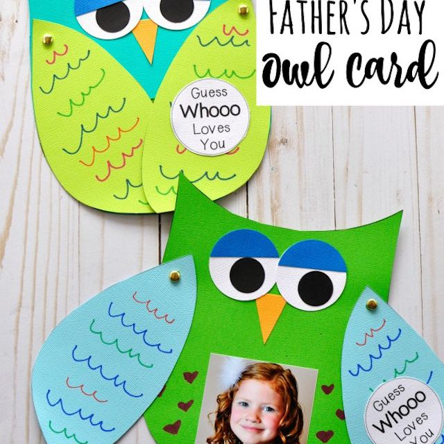 The Best Father S Day Crafts For Kids